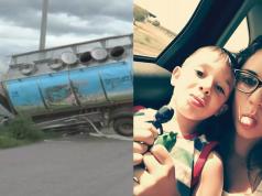 Autocisterna contro la loro auto: muoiono Thomas, 4 anni, mamma e nonna