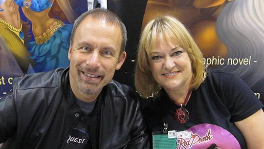Wendy e Richard Pini, i talenti creativi dietro a Elfquest