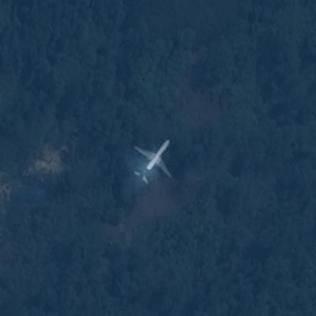 aereo scomparso