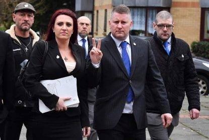 I leader di Britain First