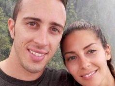 Andrea Dovizioso e Alessandra Rossi