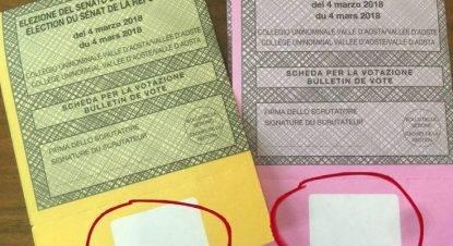 Scrutatrice strappa l'elenco degli elettori: bloccata dai carabinieri