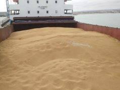 carico di grano