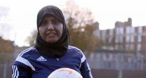 donna musulmana