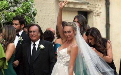 Il matrimonio di Cristel Carrisi