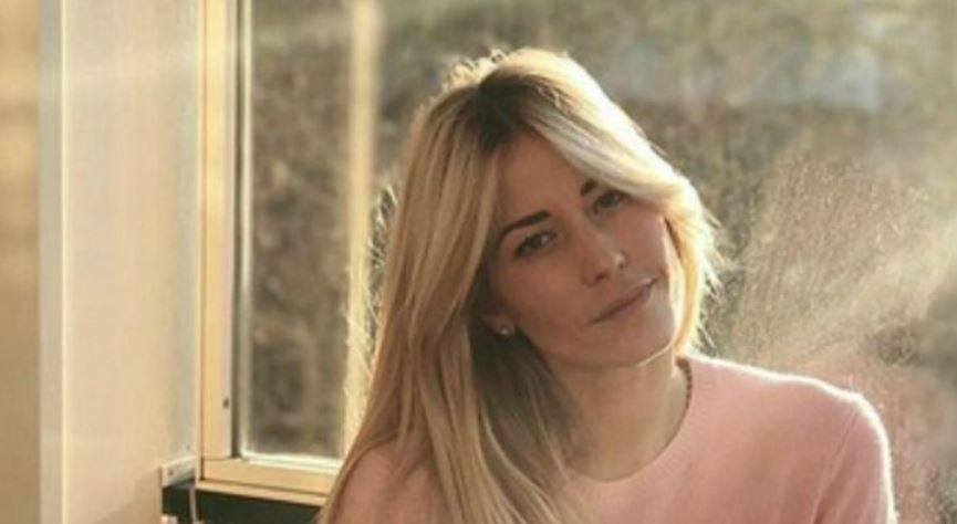 Elena Santarelli shock:
