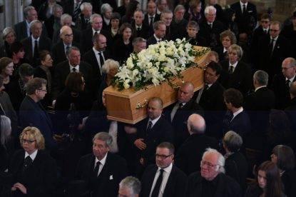 funerale hawking