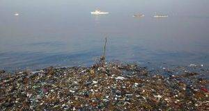 isola di plastica