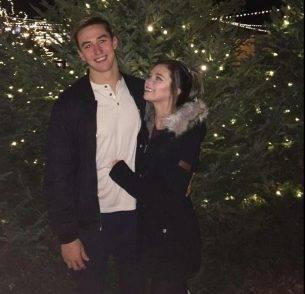 Ben Kebbel e la ex fidanzata Kathryn