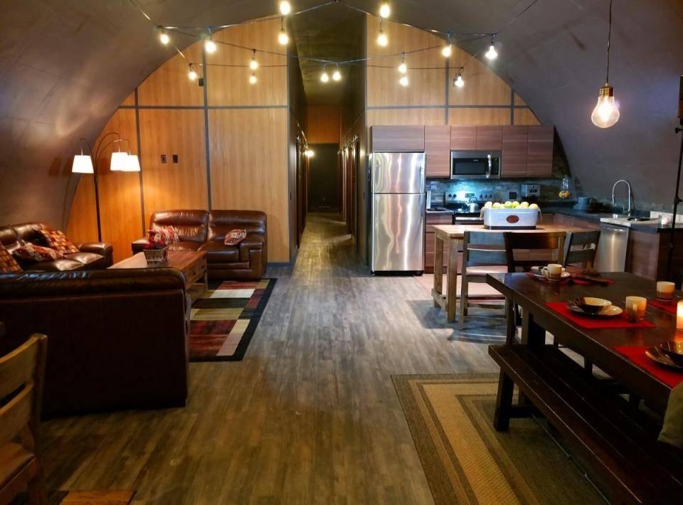 Città bunker nel Sud Dakota