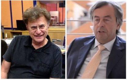 Accusò Burioni di interessi economici sui vaccini, Red Ronnie citato a giudizio