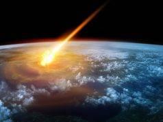 impatto terra asteroide