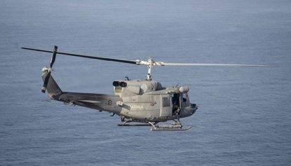 Elicottero della Marina cade in mare durante l'esercitazione: morto un militare