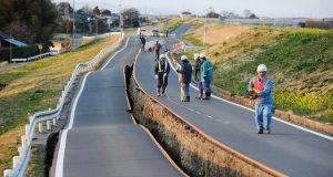 Fortissima scossa magnitudo 6.1. Trema il Giappone, diversi feriti e danni