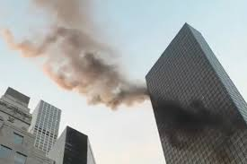 Rassegna 8.4. Incendio alla Trump Tower, un morto