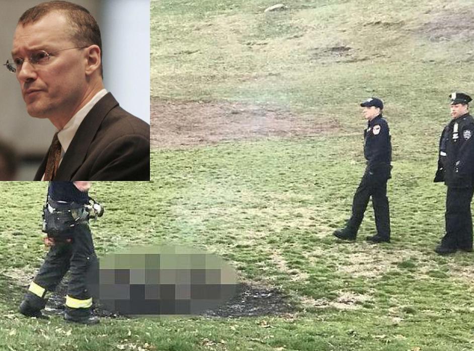 Un avvocato si è dato fuoco con la benzina