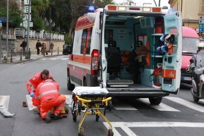 Pistoia, bimba muore dopo un tamponamento tra auto