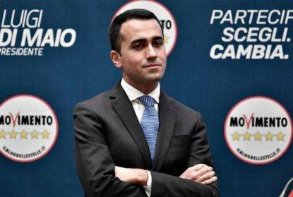 """M5S, Toninelli: """"Noi mai con Berlusconi. Ora speriamo in un patto con il Pd""""."""