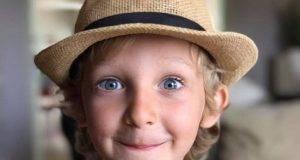 Giorgio Trombadore, 4 anni