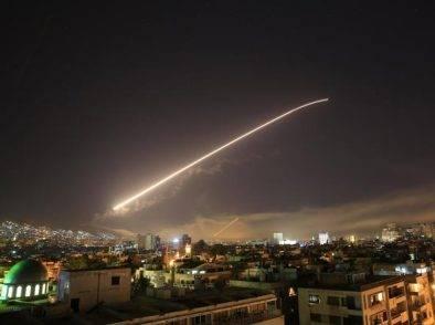 raid siria