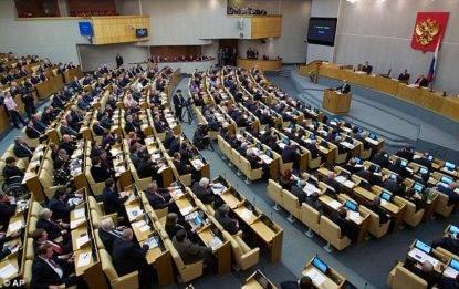 russia parlamento