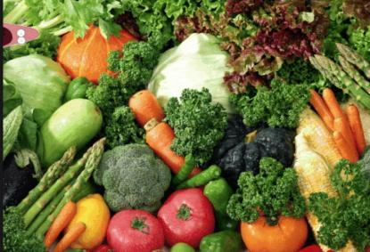 verdura salute