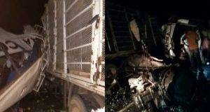 Le immagini dell'incidente stradale avvenuto in Uganda diffuse su Twitter