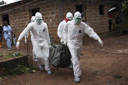 """Rassegna 20.5. Ebola, il virus fuori controllo: """"Viaggia verso città di 1,2 milioni di persone"""""""