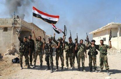 Rassegna 22.5. Siria: l'esercito di Assad libera la capitale del Paese dai terroristi dell'ISIS