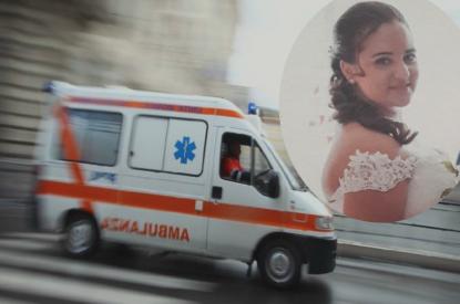 Yolanda, 25 anni ed incinta, cade dalle scale il giorno del suo compleanno e muore