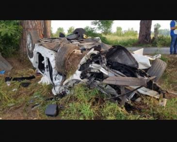 Tragico incidente a Latina, morto un 27 enne, gravi quattro ragazzi