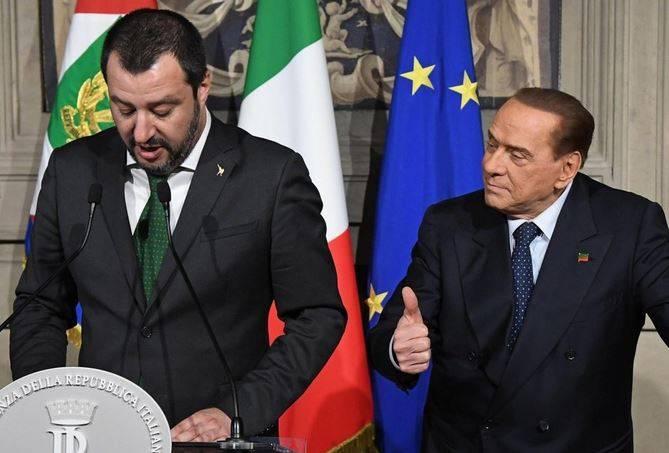 M5S vota il programma. Berlusconi attacca Salvini: siamo lontani