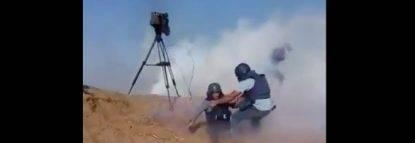 bombe gaza