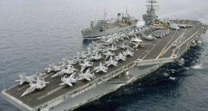 "Flotta USA nel Mediterraneo: ""1000 missili pronti a colpire"""