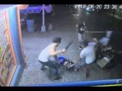 Aggressione di Lesandro Guzman-Feliz