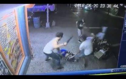 Aggressione di Lisandro Guzman-Feliz