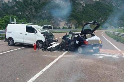 Incidente stradala a Zambana, muore Omar Bouzellif