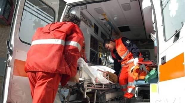 incidente stradale a Sarezzo