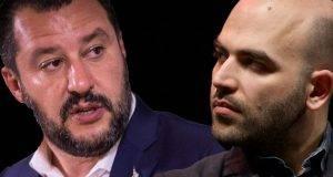 Matteo Savini e Roberto Saviano