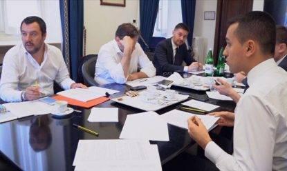 Nasce il governo Lega M5S: alle 16 oggi il giuramento. Savona rimane ad affari europei