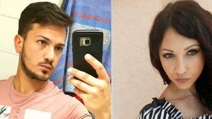 Piero Torres e Simona Messina (foto dei loro profili Facebook)