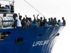 Rassegna 23.6. Malta rifiuta Lifeline, la nave senza bandiera con 230 migranti