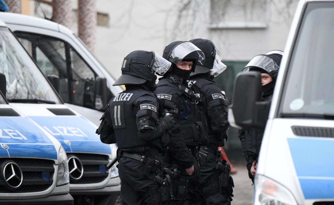 C'è stata una sparatoria nel duomo di Berlino.