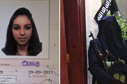 """Sonia, fuggita a 20 anni da Treviso all'Iraq per unirsi all'Isis: ora è pentita """"Vorrei tornare a casa"""""""