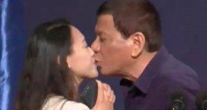 bacio duterte