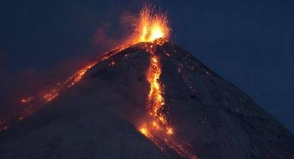 guatemala vulcano