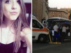 Tragedia sulla strada: attraversa e viene investita da un pullman, Caterina muore a soli 22 anni