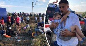 Deraglia il treno, è strage: almeno 24 morti, si contano centinaia di feriti