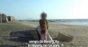 La tratta delle bimbe nigeriane che arrivano in Italia sui barconi per prostituirsi per pagarsi il viaggio