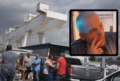 Luca, operaio di 37 anni, muore schiacciato da un blocco di marmo: lascia moglie e figlia piccola
